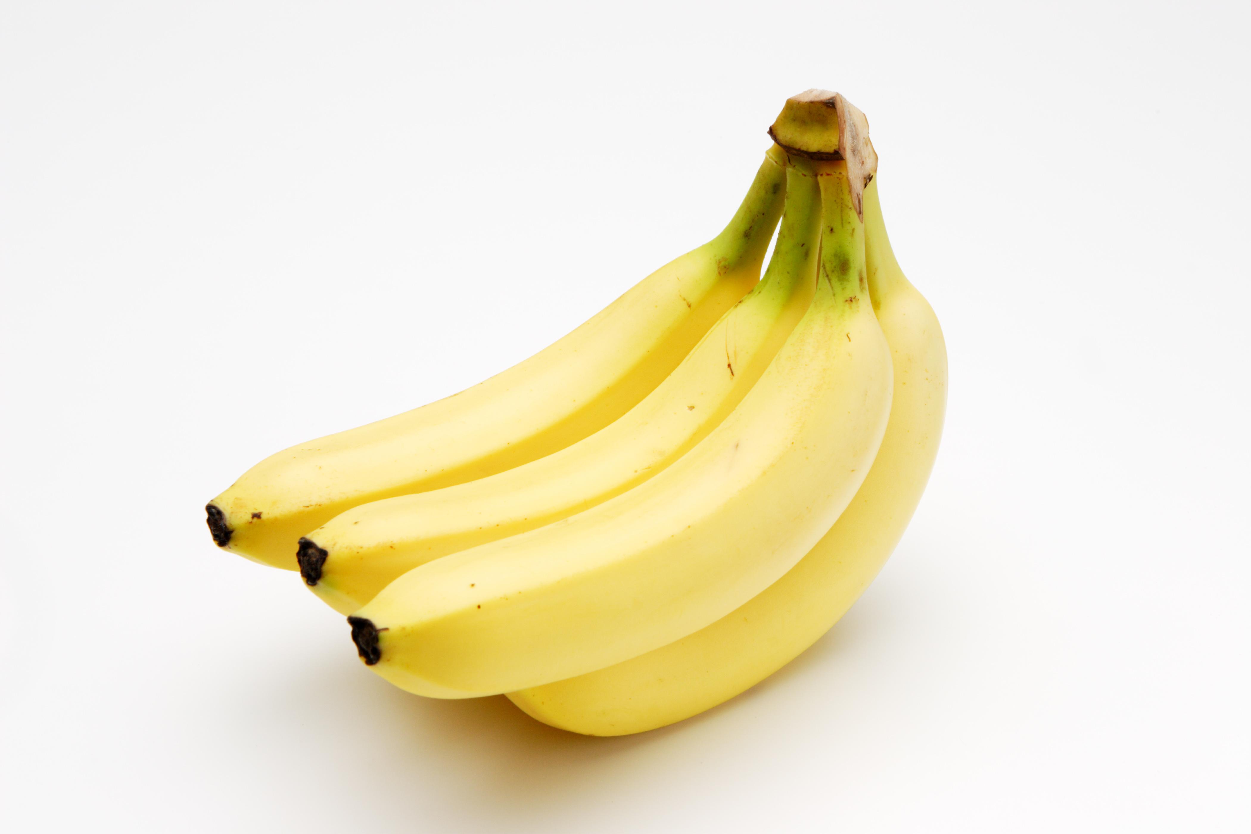 バナナの栄養と効能は?運動前に食べるのがいい?ストレス対策にも