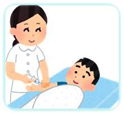 インフルエンザ予防接種の副作用で数日後に発熱!対処法は?